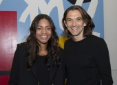 Naomie Harris  and Director Justin Chadwick