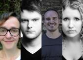BAFTA Rocliffe Comedy Writers in 2012
