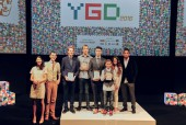Event: BAFTA Young Game Designers AwardsDate: Sat 23 July 2016Venue: BAFTA, 195 PiccadillyHosts: Ben Shires, Jane Douglas-Area: WINNERS GROUP SHOTS