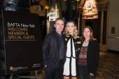 Director John Crowley, Saoirse Ronan and producer Finola Dwyer.