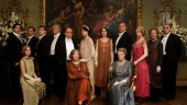 A portrait of Downton Abbey's extended Crawley family and some of their staff.