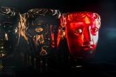 Event: Virgin Media British Academy Television AwardsDate: Sunday 12 May 2019Venue: Royal Festival Hall, Southbank Centre, Belvedere Rd, Lambeth, LondonHost: Graham Norton-Area: Branding & Set-Up
