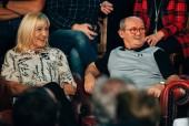 Event: In Conversation with Mrs. Brown's BoysDate: Sunday 2 April 2017Venue: Oran Mor, Glasgow