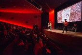 Event: Rocliffe New Writing Showcase: FilmDate: Monday 3 December 2018Venue: BAFTA, 195 Piccadilly, LondonHost: Farah Abushwesha-