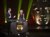 Presenters Matt Johnson & Sian Lloyd co-hosted the 2013 Awards cermony