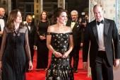 Event: EE British Academy Film AwardsDate: Sun 12th February 2017Venue: Royal Opera HouseHost: Stephen Fry-Area: Royal Rota