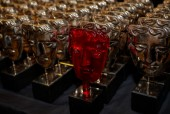 Event: Virgin TV British Academy Television AwardsDate: Sunday 14 May 2017Venue: Royal Festival Hall, LondonHost: Sue Perkins-Area: Branding & Set-Up