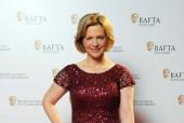 Hazel Irvine at the British Academy Scotland Awards 2014