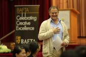 Hugh Bonneville in Hong Kong - Photo Release Low Res