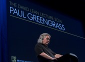Paul Greengrass delivers his David Lean Lecture.