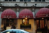 Friars Club, New York, exterior