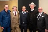 Jeff Pope, Steve Coogan, Jon S. Baird, John C. Reilly and Mark Coulier