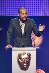 The British Academy Children's Awards is hosted by rapper Doc Brown for the second year