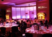 The Dorchester in London once again provided a stunning setting for the British Academy Television Craft Awards (pic: BAFTA / Richard Kendal).