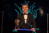 Event: British Academy Games AwardsVenue: Tobacco Dock, LondonDate: 6 April 2017Host: Danny Wallace -Area: Ceremony