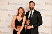 Event: British Academy Television Craft AwardsDate: 24 April 2016Venue: The Brewery, LondonHost: Stephen Mangan-Area: PRESS ROOM