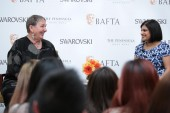 Event: BAFTA and Swarovski present A Masterclass on Costume Design with Lindy hemmingDate: Thursday 19th May 2016Venue: The Peninsula Hotel, Hong Kong
