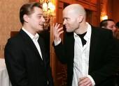 Leonardo DiCaprio and Marc Forster