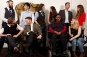 Group shot of the 2014 BAFTA scholarship recipients