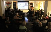 A special screening of the first episode of Queen and Country