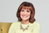 Lorraine Kelly - British Academy Scotland Awards 2014, photo taken by ITV