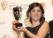 Esther May Campbell, Short Film winner at the Orange British Academy Film Awards in 2009 for September.