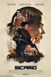 Sicario One Sheet