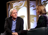 James Cameron: Alfred Dunhill BAFTA A Life in Pictures event.