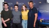 Damien Chazelle, Justin Hurwitz, Emma Stone, Julie La'Bassiere