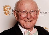 Sir Bill Cotton presented the Special Award at the British Academy Television Craft Awards in 2008.