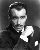 Christopher Lee played Dr. Pierre Gerrard in this dramatic 50's horror. Pic: Everett Collection/ Rex Features