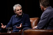 Event: Screenwriters' Lecture Series with Alfonso CuaronDate: Sunday 25 November 2018Venue: BAFTA, 195 Piccadilly, LondonHost: Jeremy Brock-Area: Lecture