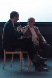 Alistair Harkness and Terence Davies
