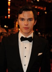 Previous Orange Rising Star nominee Hoult will soon be seen in Matthew Vaughn's X-Men: First Class as Hank McCoy, aka Beast. Hoult is wearing a suit by Tom Ford. (Pic: BAFTA/Richard Kendal)