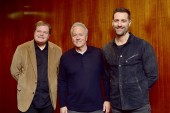 Christian Blauvelt, David Hoberman and Todd Lieberman