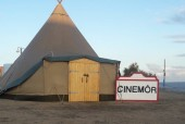 Event: Cinemôr at Barry WeekendersVenue: Barry Island beachfront, Barry Date: Friday 27 July 2018