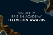 TV Awards press banner