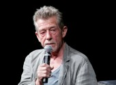 Behind Closed Doors with John Hurt. October 2012