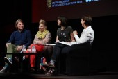 Event: BAFTA and British Council present Short Sighted! in association with Shooting People: A Guide to Getting Your Film SeenDate: Sat 14 November 2015Venue: BAFTA, 195 PiccadillySession: