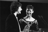 John Hurt and Jenny Agutter
