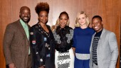 Rob Morgan, Dee Rees, Mary J. Blige, Carey Mulligan, Jason Mitchell