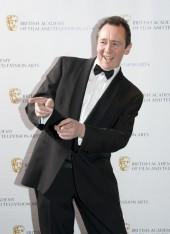 Multi-BAFTA-winning writer and actor Whitehouse is presenting the Entertainment Craft Team award tonight. (Pic: BAFTA/Chris Sharp)