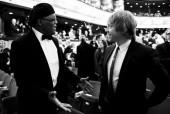 Samuel L. Jackson and Rupert Grint