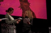 Event: Rocliffe New Writing Showcase: FilmDate: Monday 15 April 2019Venue: BAFTA, 195 Piccadilly, LondonHost: Farah Abushwesha-