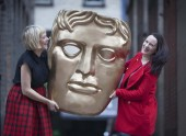 Edith Bowman & Jude McLaverty: BAFTA in Scotland
