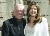 John Mahoney and Jane Leeves