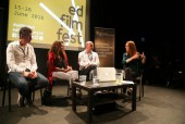 Ged Grimes, Helene Muddiman, Richard Jacques & Caroline Gorman