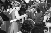 The BRITISH FILM ACADEMY AWARDS in 19The SOCIETY OF FILM AND TELEVISION AWARDS in 1971