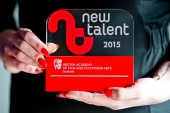 British Academy Scotland New Talent Awards Trophy