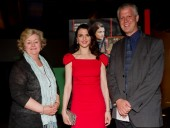 BAFTA New York CEO Christina Thomas, Rachel Weisz and Moderator David Schwartz